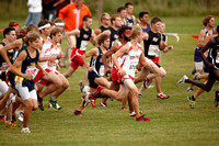 Central College Men's Cross Country