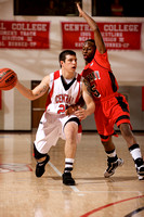 Central College basketball