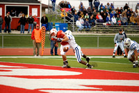 Central College football