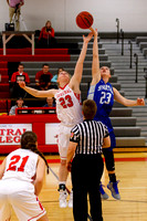 Central vs University of Dubuque 01132016